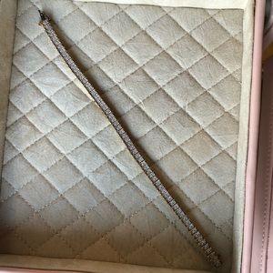 Jewelry - Gold plated tennis bracelet